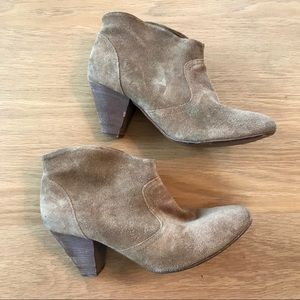 Steven by SM Pembrook leather bootie